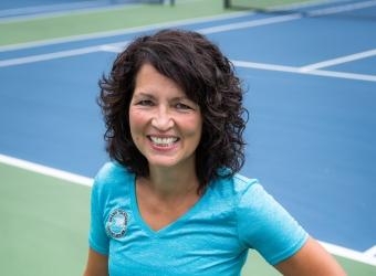 Operations Manager, Director of 10 & Under Tennis – Lisa Seymour