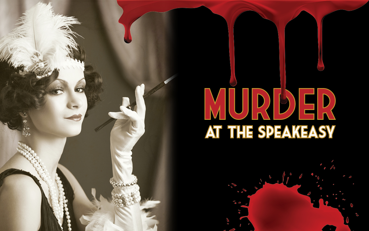 Murder at the Speakeasy
