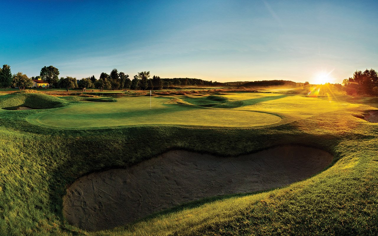 The Bear Golf Course In Traverse City Grand Traverse Resort
