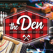 The Den Opens for Unlimited Family Fun