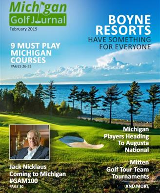 Michigan Golf Journal | February 2019